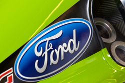 #75 Krohn Racing Ford Lola car detail