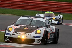 #75 Prospeed Competition Porsche 997 GT3 RSR: Marco Holzer, Richard Westbrook