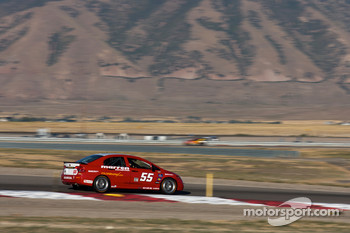#55 Marren Motor Sports Inc. Honda Civic SI: Joe Toussaint