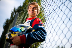 Nico Muller 3rd overall in the GP3 Championship