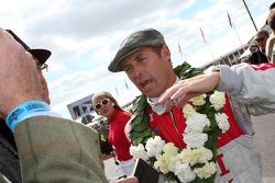 Saloons winner Tom Kristensen