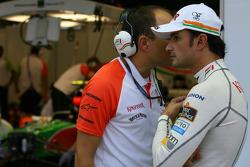 Vitantonio Liuzzi, Force India F1 Team