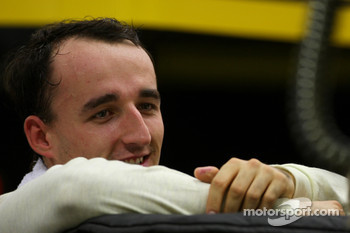miraculous recovery for Robert Kubica