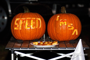 Speed and IMSA Jack O'Lanterns