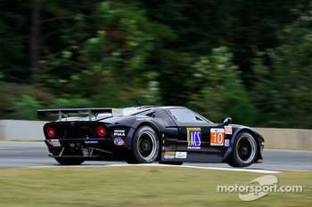 #10 ACS Express Racing Doran Design Ford GT: Brandon Davis, Boris Said, Townsend Bell