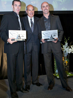 LMP driver championship: Scott Atherton with Simon Pagenaud and David Brabham