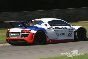 #22 United Autosports AUDI R8 LMS: Michael Guasch, Mark Patterson