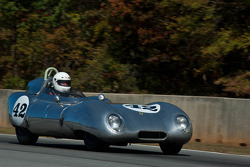 #42 4FM '56 Lotus Eleven LeMans: Brian MacEachern