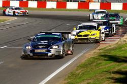 #2 Hexis AMR Aston Martin DBRS9: Luc Paillard, Thomas Accary