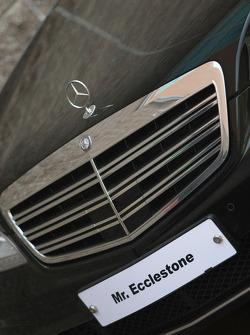 Car of Bernie Ecclestone