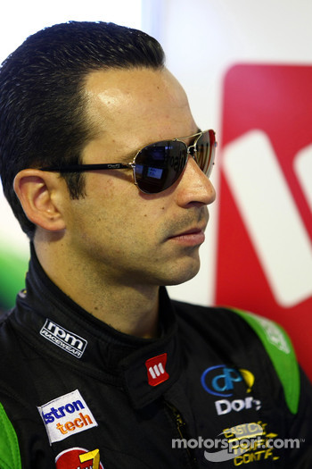 #47 Wilson Security Racing: Helio Castroneves