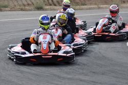 GT1 Karting in Navarra: Nico Verdonck