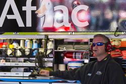 Bob Osborne crew chief for Carl Edwards, Roush Fenway Racing Ford
