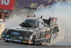 John Force, 2010 Castrol GTX High Mileage Ford Mustang
