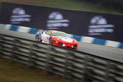 #90 CRS Racing Ferrari F430 GT: Pierre Ehret, Phil Quaife, Andrew Kirkaldy
