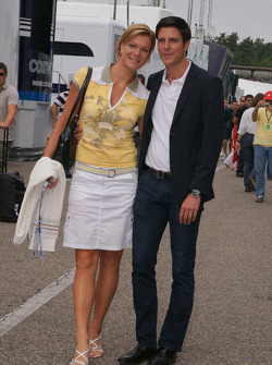 Ski star Maria Riesch