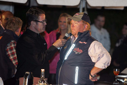 Asphalt Chef event: Dave Burns and Mario Batali
