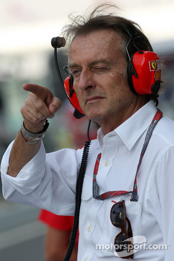 Luca di Montezemolo, Scuderia Ferrari, FIAT Chairman and President of Ferrari