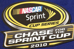 NASCAR Chase for the Sprint Cup signage