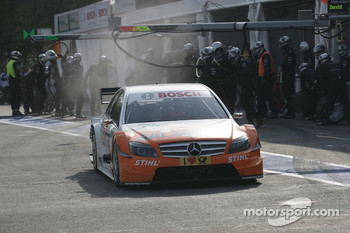 Gary Paffett, Team HWA AMG Mercedes C-Klasse
