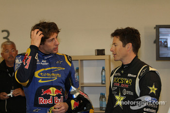 Travis Pastrana and Tanner Foust