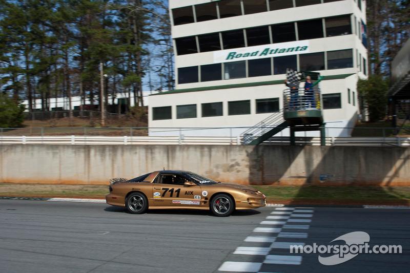 #711 Cook Racing 1998 Pontia Trans AM gold: Tony Cook