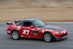 #27 Black Dog Racing 2001 Honda S2000 red/blac: Ted DeVit, Myra DeVit, Timothy Myers, Mike Kramer