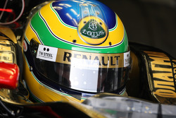 Bruno Senna, Lotus Renault GP Test Driver