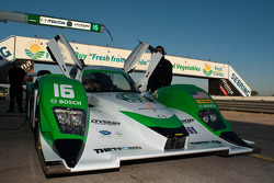#16 Dyson Racing Team Inc. Lola B09/86 Mazda: Chris Dyson, Guy Smith, Jay Cochran