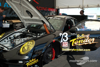 #23 Alex Job Racing Porsche 911 GT3 Cup