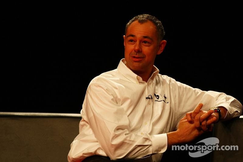 Nick Wirth, Technical Director, Marussia Virgin Racing