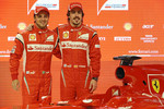 Fernando Alonso, Felipe Massa