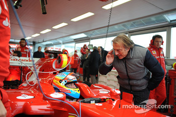 Luca di Montezemolo opposes new engine rules