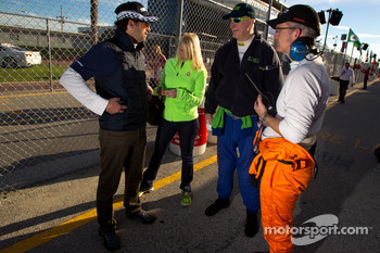 Patrick Dempsey, Tracy Krohn and Joe Foster