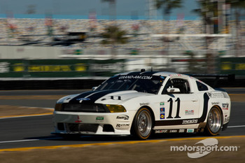 #11 TPN Racing/Blackforest Ford Mustang: David Empringham, Scott Maxwell, Tom Nastasi, David Russell