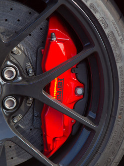 Ferrari 599 GTO brakes