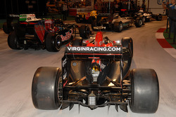 Virgin Racing chase the Formula 1 Grid