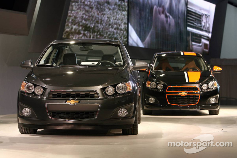 chevrolet sonic ltz turbo op north american international. Black Bedroom Furniture Sets. Home Design Ideas