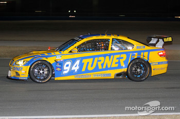 #94 Turner Motorsport BMW M3: Bill Auberlen, Paul Dalla Lana, Matt Plumb, Boris Said