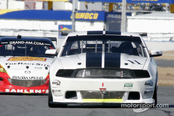 #11 TPN Racing / Blackforest Ford Mustang: Jean-Franois Dumoulin, David Empringham, Tom Nastasi