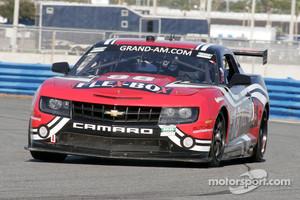 #88 Autohaus Motorsports Camaro GT.R: Romain Iannetta, Bill Lester, Matthew Marsh, Johnny O'Connell, Jordan Taylor