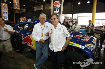Dr. Ulrich Hackenberg, Carlos Sainz