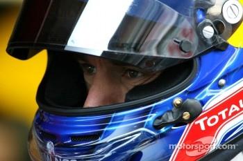 Mark Webber is not ready for retirement yet