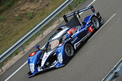 Shakedown of the 2011 Peugeot 908