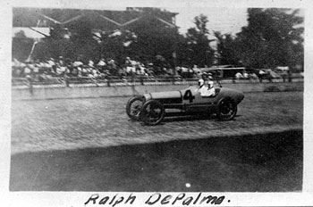 1921 Indy 500 #4 Ralph DePalma