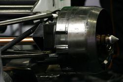Force India F1 Team, technical detail, rear brake system