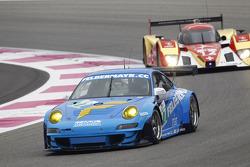 #77 Team Felbermayr Proton Porsche 911 RSR: Marc Lieb, Richard Lietz