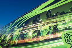 Extreme Speed Motorsports transporter