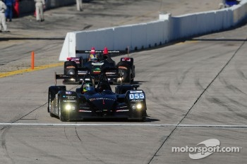 #055 Level 5 Motorsports Lola Honda: Scott Tucker, Ryan Hunter-Reay, Luis Diaz