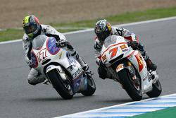 Karel Abraham, Cardion AB Motoracing, Hiroshi Aoyama, San Carlo Honda Gresini